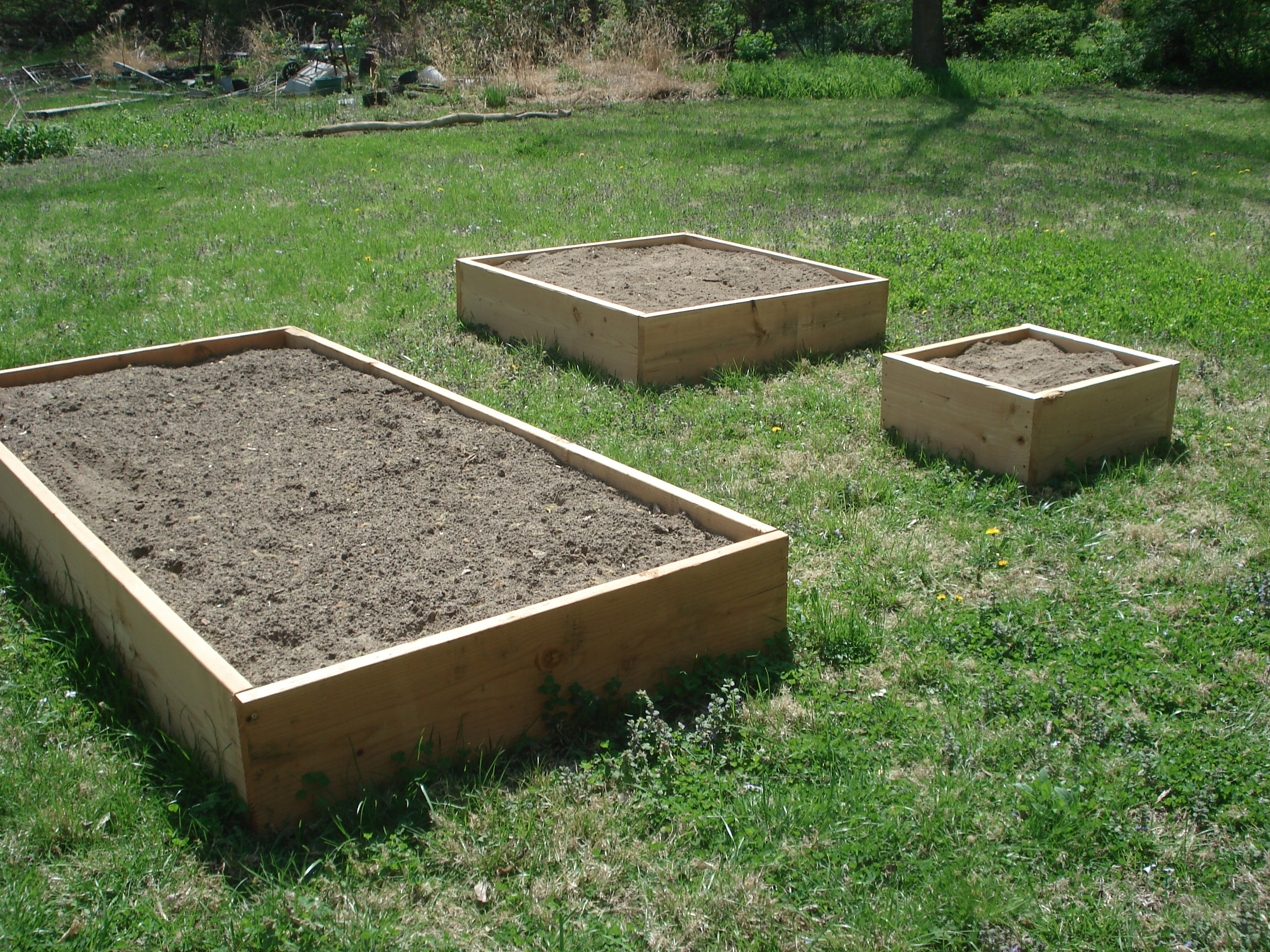 Materials for raised garden bed for Best material for raised garden beds